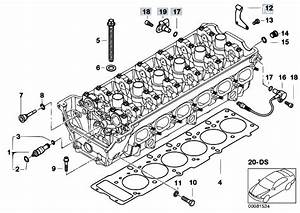 Original Parts For E46 M3 S54 Cabrio    Engine   Cylinder Head Attached Parts