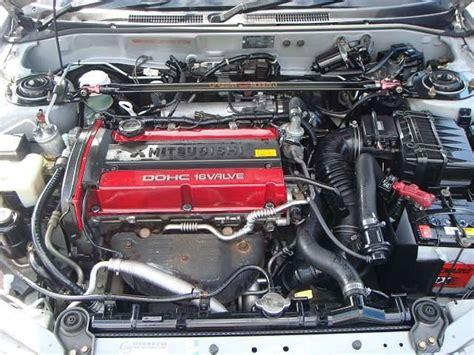 Mitsubishi Evo Motor by Mitsubishi Evo 5 1998 1999