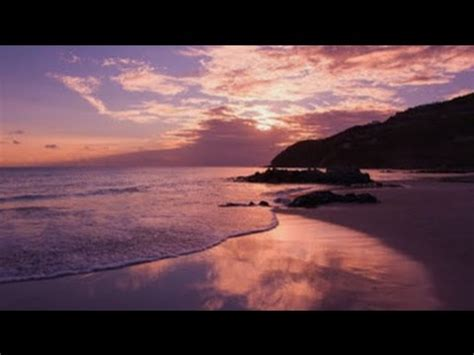 Sound Of Waves For Relaxation And Deep Sleep Wellness