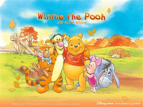 Winnie The Pooh by Winnie The Pooh Winnie The Pooh Wallpaper 17669971