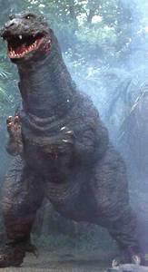 Godzilla mini-home page