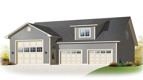Rv Garage Plans With Loft Rv Garage Plans Detached, Shop