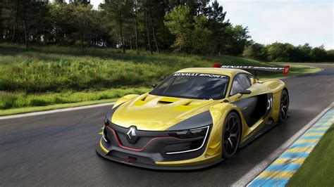 renault sport rs  renderings wallpaper hd car