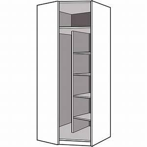 Petit Dressing D Angle : dressing espace caissons d 39 angle avec syst me tablettes h ~ Premium-room.com Idées de Décoration