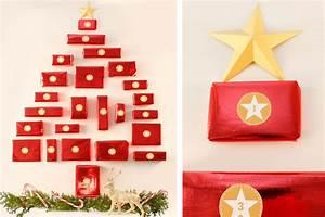 Adventskalender Kinder Basteln : tannenbaum adventskalender mit kleinen geschenken bastelvorlage ~ Eleganceandgraceweddings.com Haus und Dekorationen