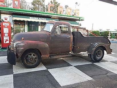 Tow Truck Rod 1950 Rat Gasser 1951
