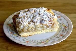 Apfel Blechkuchen Rezept : apfel streusel blechkuchen rezept ~ A.2002-acura-tl-radio.info Haus und Dekorationen