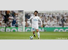 Isco's contract extension Real Madrid CF