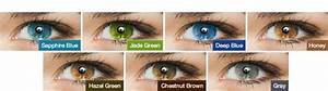 The gallery for --> Sapphire Blue Contacts On Brown Eyes