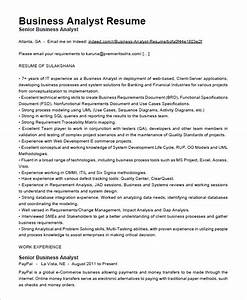 Crm business analyst resume best resume gallery for Crm business analyst resume