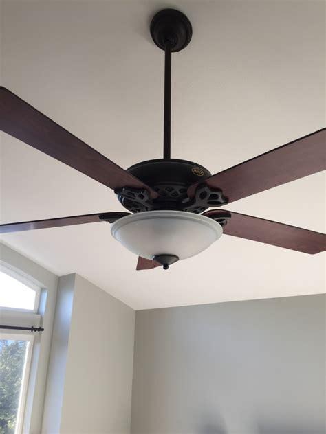 fan ceiling wobble thanks diy