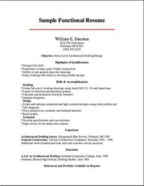Structural Drafter Resume Exles by Drafter Resume Sle Structural