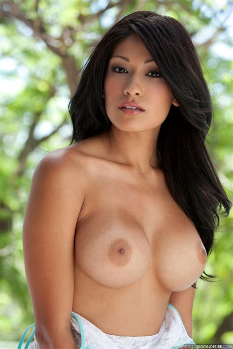 Digital Desire Busty Asian Beauty At