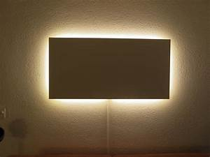 Wand Indirekte Beleuchtung : indirekte beleuchtung bilderrahmen ~ Sanjose-hotels-ca.com Haus und Dekorationen