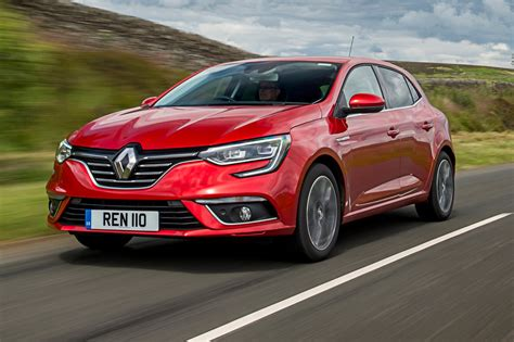 Renault Megane Review by Renault Megane Dci 110 2017 Review Car Magazine