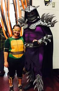 Super Shredder - TMNT | Shredder costume, Shredder tmnt ...