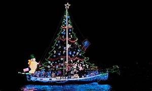 2011 Christmas Boat Parades In Florida Gulf Coast
