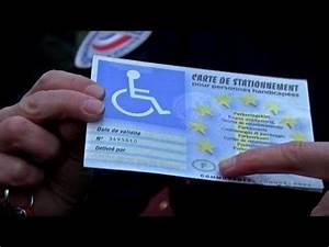 Carte Stationnement Paris : trafic de cartes de stationnement handicap vaste contr le paris youtube ~ Maxctalentgroup.com Avis de Voitures