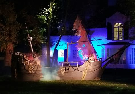 pirate theme props  rent   pirate party  event  halloween display