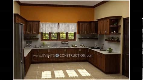 modern kitchen designs  kerala youtube