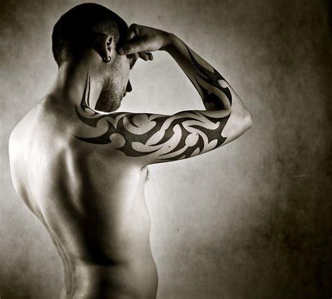 Modele Tatouage Tribal Avant Bras Homme