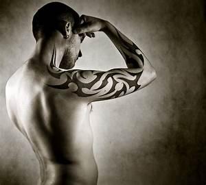 Tatouage Homme Bras Tribal : tatouage homme avant bras tribal ~ Melissatoandfro.com Idées de Décoration