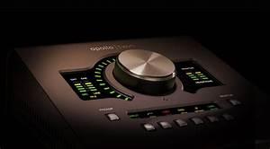 Apollo Twin Mk II   Thunderbolt Audio Interface ...