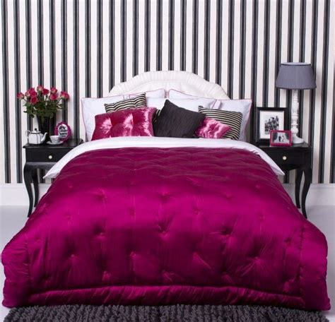 pink and black wallpaper for bedroom magenta fuschia hot pink bedroom decor hot pink with 20758 | eed7cbf5f7db764f35b653c0b743e2d7