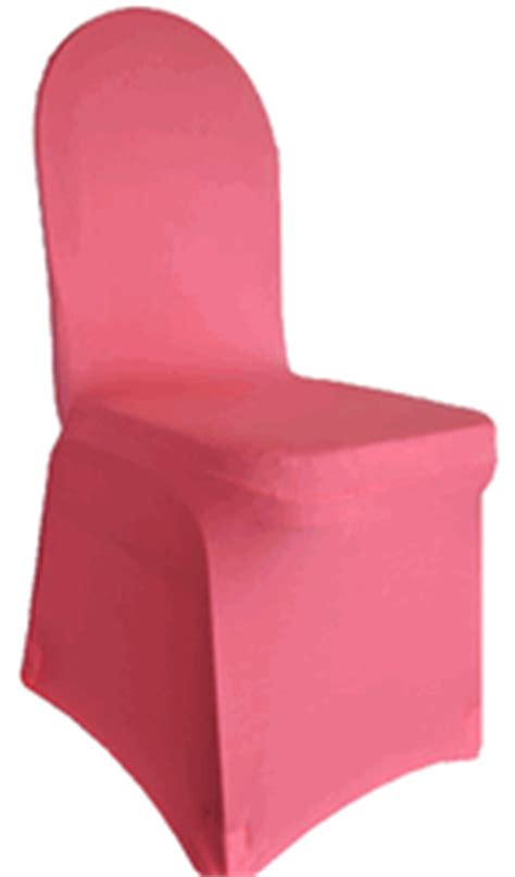 coral spandex chair covers wholesale