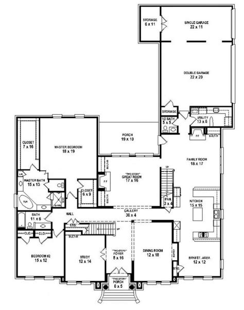cool beautiful  bedroom house plans  pictures