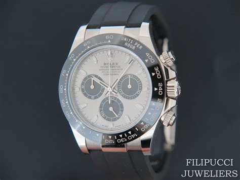 rolex oyster perpetual cosmograph daytona white gold