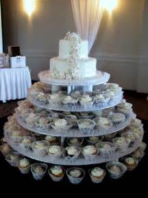 two tier wedding cake 2 tiered wedding cake cupcakes mini cakes cakecentral
