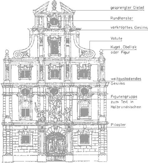 merkmale des barock architektur epochen merkmale home ideen