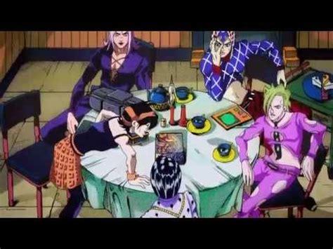 Which Jojo Anime To Watch First Jojo S Bizarre Adventure Part 5 Golden Wind Ultra Jump