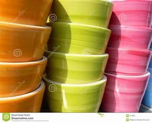 Pots à épices : colorful pots stock image image 757961 ~ Teatrodelosmanantiales.com Idées de Décoration