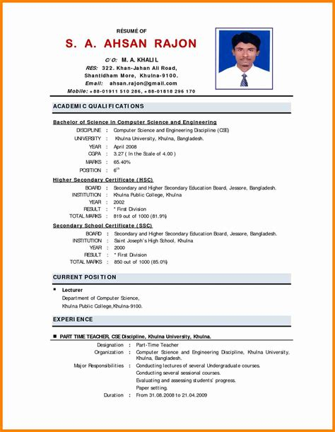 putting together a resume step by step resume sles of