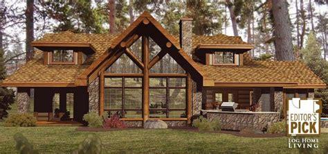 Amber Ridge-log Homes, Cabins And Log Home Floor Plans