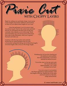How To Cut A Choppy Pixie With Short Sides And An Elongated Neckline