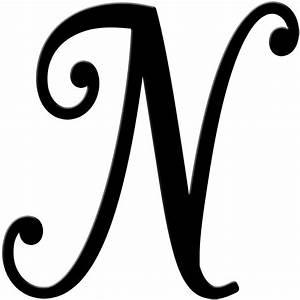 Indoor/Outdoor Script Metal Letter