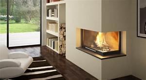 Prix Installation Insert Cheminée : cheminee insert design ~ Nature-et-papiers.com Idées de Décoration