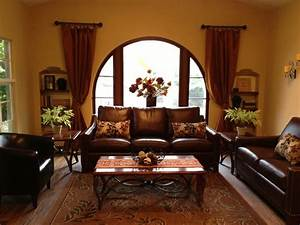 Spanish style living room marceladickcom for Living room in spanish plans