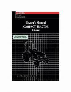 H6522 Manuals
