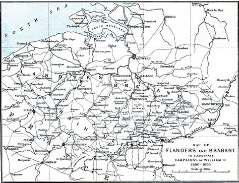 Flanders And Brabant