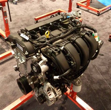 Ecoboost Crate Engine by Ford Adds I 4 427 5 0 Crate Engines For 2012 Ecoboost