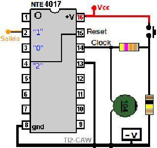 flip flop cd elektronika electronica circuito