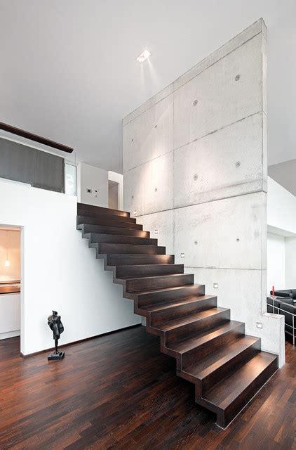 Treppen Für Kleine Räume by Wohnhaus Modern Treppen Berlin