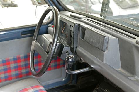 renault van interior renault 4 klassiekerweb