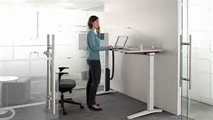 Effektives Arbeiten Im Büro : der arbeitsplatz von morgen stehen statt sitzen basic thinking ~ Bigdaddyawards.com Haus und Dekorationen