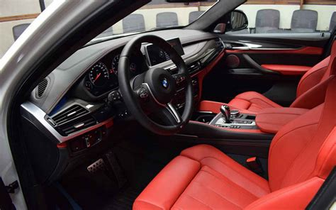 bmw x6 interieur 28 images car and driver black