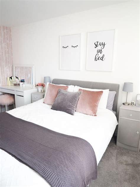 pink bedroom decor ideas  pinterest rose bedroom room goals  bedroom ideas rose gold